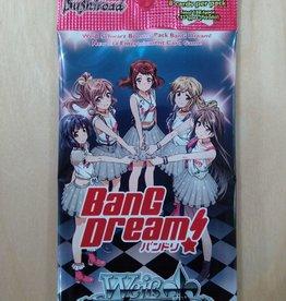 WS - BanG Dream! Weiß Schwarz - Booster: BanG Dream! - EN