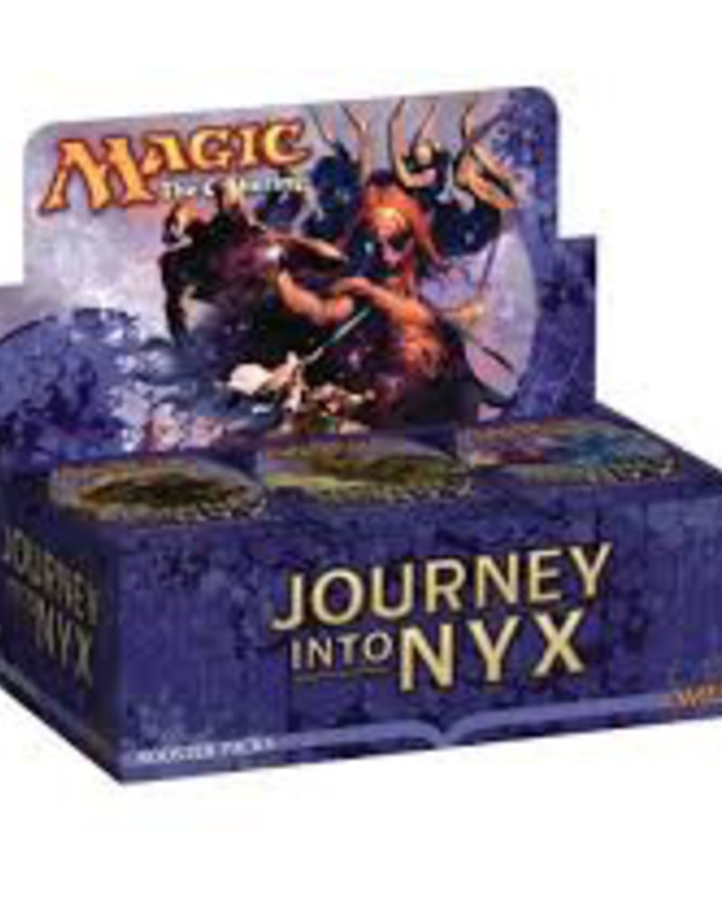 MTG - Journey into Nyx Journey into Nyx Booster Display EN