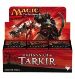 MTG - Khans of Tarkir Khans of Tarkir Booster Display EN
