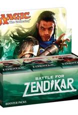 MTG - Battle for Zendikar Battle for Zendikar Booster Display EN