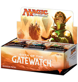 MTG - Oath of the Gatewatch Oath of the Gatewatch Booster Display EN