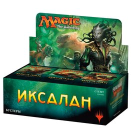 MTG - Ixalan MTG - Ixalan Booster Display (36 Packs) - RU