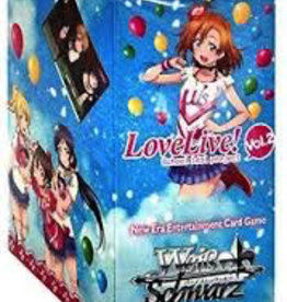 WS - Love Live! Love Live! Vol.2 Booster Display EN