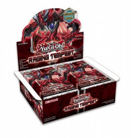 YGO - Raging Tempest YGO - Raging Tempest - Booster Display (24 Packs) - DE
