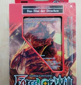 FoW - Reiya Zyklus Reiya Starterdeck - Das Blut der Drachen