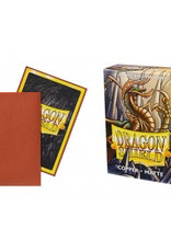 DS - Small Sleeves Dragon Shield Small Sleeves - Japanese Matte Copper (60 Sleeves)