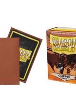 DS - Standard Sleeves Dragon Shield Standard Sleeves - Matte Copper (100 Sleeves)
