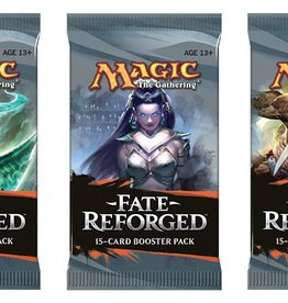 MTG - Fate Reforged Fate Reforged Booster EN