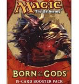 MTG - Born of the Gods Born of the Gods Booster EN