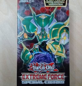 YGO - Extreme Force YGO - Extreme Force - Special Edition - DE