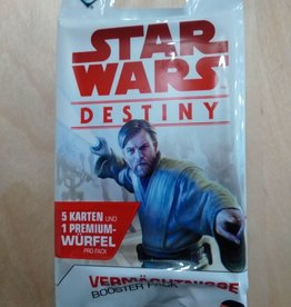 FFG - Star Wars Destiny FFG - Star Wars: Destiny - Vermächtnisse Booster - DE
