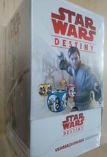 FFG - Star Wars Destiny FFG - Star Wars: Destiny - Vermächtnisse Booster Display (36 Boosters) - DE