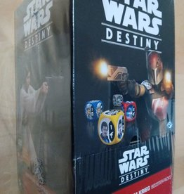 FFG - Star Wars Destiny FFG - Star Wars Destiny TCDG: Imperium im Krieg Booster Display (36 Packs) - DE