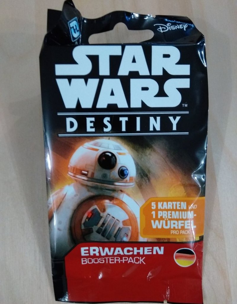 FFG - Star Wars Destiny FFG - Star Wars: Destiny - Erwachen Booster - DE