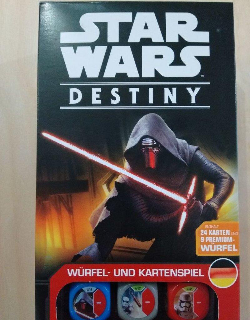 FFG - Star Wars Destiny FFG - Star Wars: Destiny - Kylo Ren Starter-Set - DE