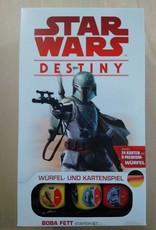 FFG - Star Wars Destiny FFG - Star Wars: Destiny - Boba Fett Starter-Set - DE