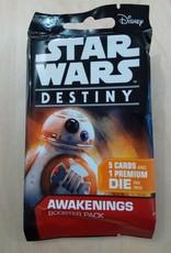 FFG - Star Wars Destiny FFG - Star Wars: Destiny - Awakenings Booster - EN