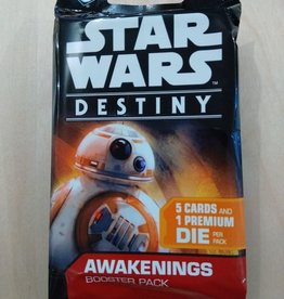 FFG - Star Wars Destiny FFG - Star Wars: Destiny - Awakenings Booster - EN