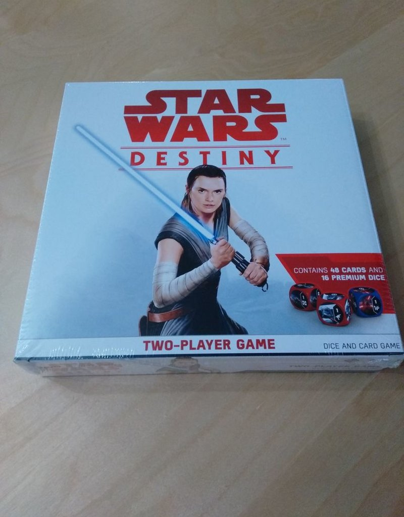 FFG - Star Wars Destiny FFG - Star Wars Destiny Two Player Game - EN