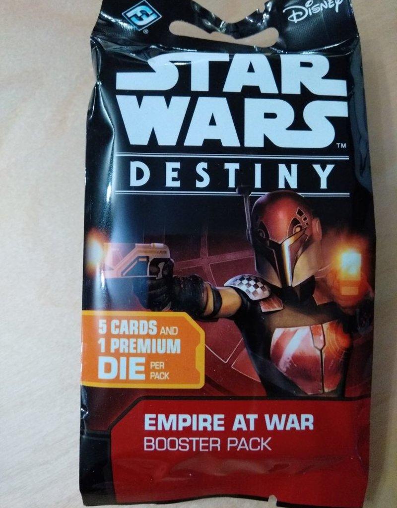 FFG - Star Wars Destiny FFG - Star Wars Destiny TCDG: Empire at War Booster - EN