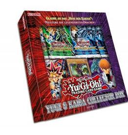 YGO - Spezial Pack YGO - Collector's Box - Yugi & Kaiba - DE