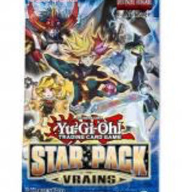 YGO - Star Pack YGO - Star Pack Vrains - Booster - DE