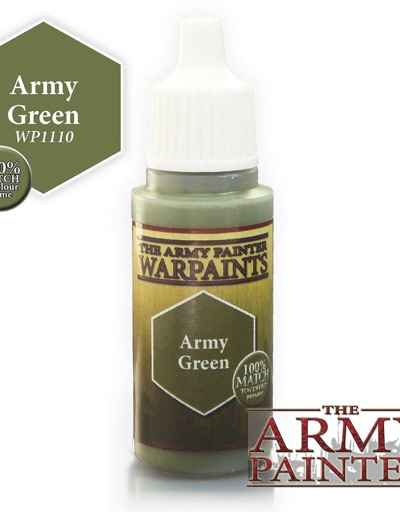 AP - Malen & Basteln Army Green