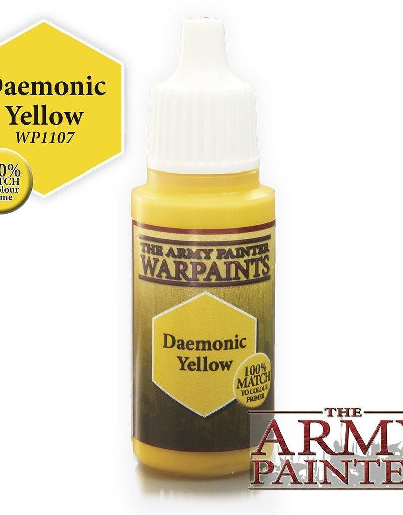 AP - Malen & Basteln Daemonic Yellow