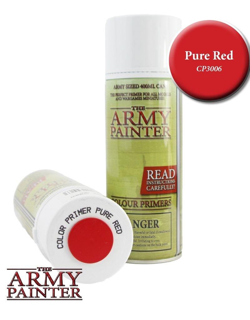 AP - Malen & Basteln Base Primer - Pure Red