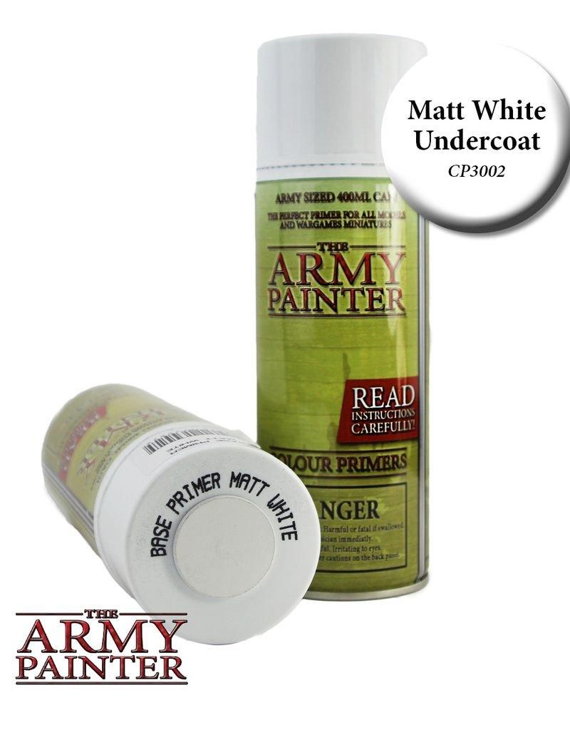 AP - Malen & Basteln Base Primer - Matt White