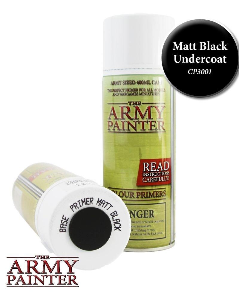 AP - Malen & Basteln Base Primer - Matt Black