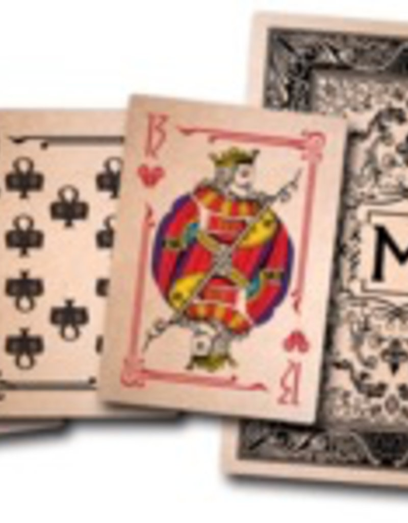 WYR - Malifaux Zubehör Classic Fate Deck