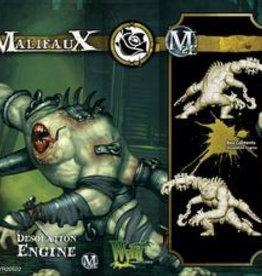 WYR - Malifaux Miniaturen Desolation Engine