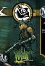 WYR - Malifaux Miniaturen Desperate Mercenaries (2)