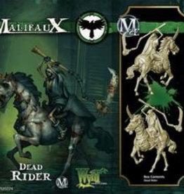 WYR - Malifaux Miniaturen Dead Rider