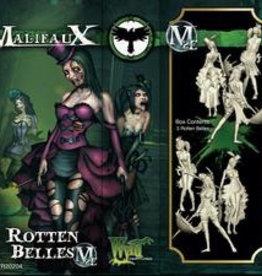 WYR - Malifaux Miniaturen Rotten Belles (3) M2E Box