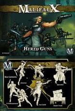 WYR - Malifaux Miniaturen Hired Guns: Von Schill Crew