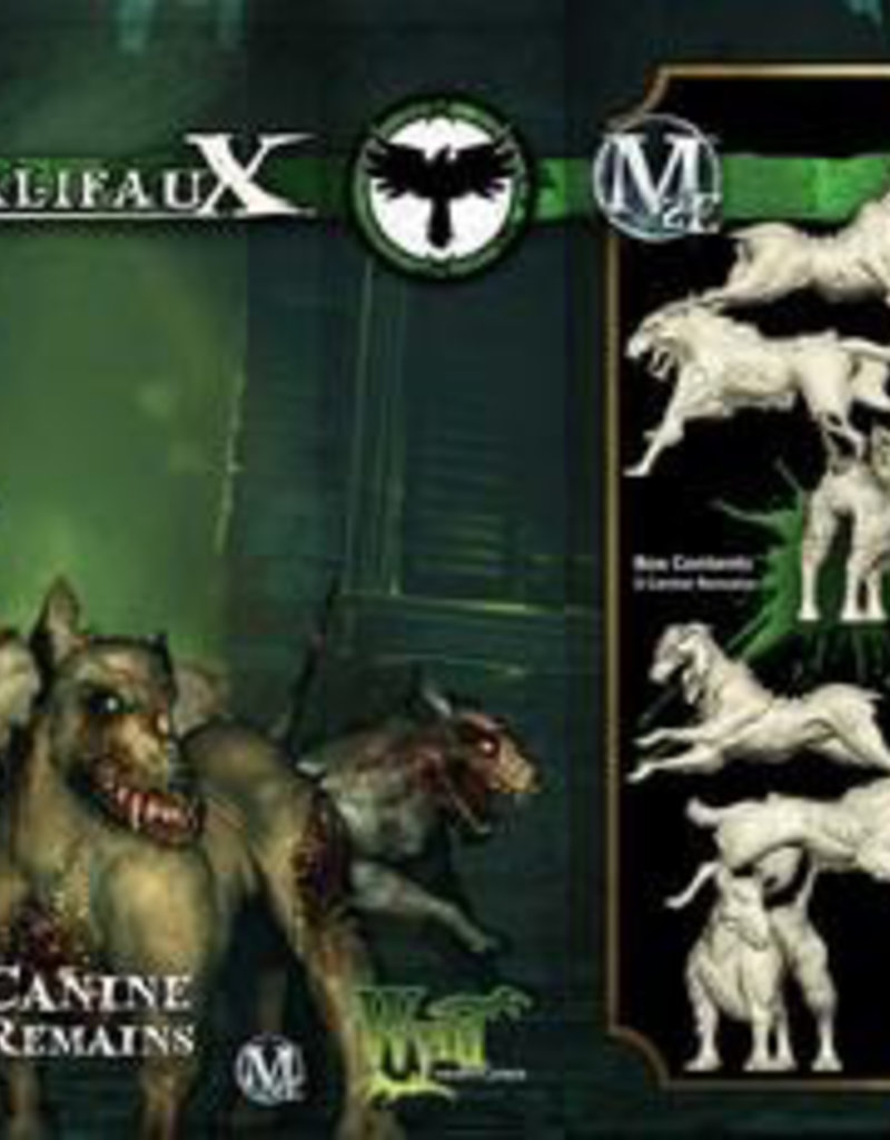 WYR - Malifaux Miniaturen Canine Remains (3)