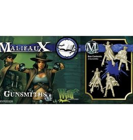 WYR - Malifaux Miniaturen Gunsmiths (2)