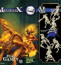 WYR - Malifaux Miniaturen Fire Gamin (3)