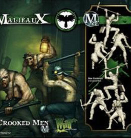 WYR - Malifaux Miniaturen Crooked Man (3)