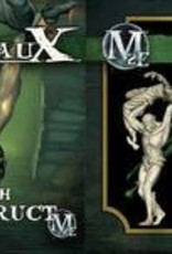 WYR - Malifaux Miniaturen Flesh Construct (w/ Victim)