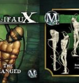 WYR - Malifaux Miniaturen The Hanged (2)