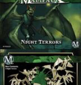 WYR - Malifaux Miniaturen Night Terrors