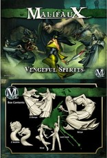 WYR - Malifaux Miniaturen Kirai Box Set (Vengeful Spirits)