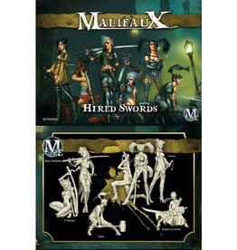 WYR - Malifaux Miniaturen Viktorias Crew Box Set - Hired Swords