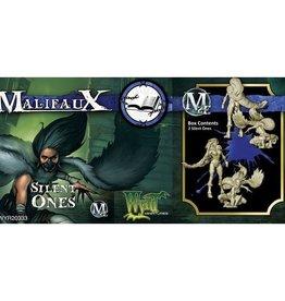 WYR - Malifaux Miniaturen Silent Ones (2)