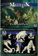 WYR - Malifaux Miniaturen Marcus Crew Box - Claw and Fang