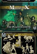 WYR - Malifaux Miniaturen Hamelin Crew - the Plague Cometh