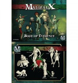 WYR - Malifaux Miniaturen McMourning  Box Set - Body of Evidence